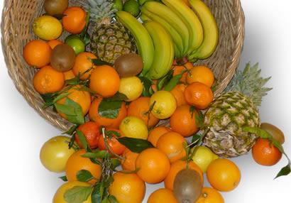 Obst und Gemüse Fill