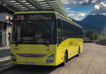 <strong>Tiroler Linienbus GmbH</strong> // mit Südtiroler Beteiligung